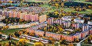 Akalla i nordvästra Stockholm. Bertil Ericson / TT / TT NYHETSBYRÅN