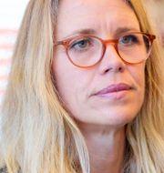 Svenska barnmorskeförbundets ordförande Mia Ahlberg Jessica Gow/TT / TT NYHETSBYRÅN