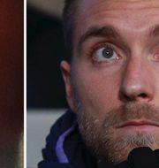 Pogba, Eriksen, Bale. Arkivbilder. TT