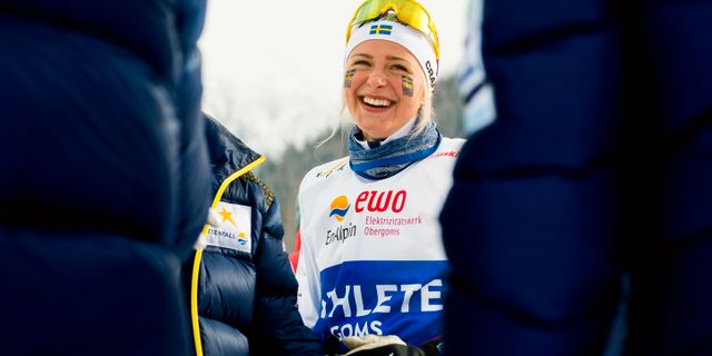 Frida Karlsson.  VEGARD WIVESTAD GR¯TT / BILDBYR N NORWAY