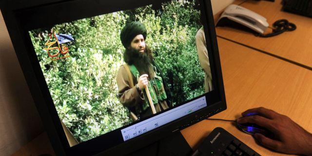 Sjalvmordsattack mot afghansk moske
