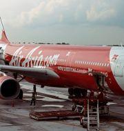 Arkivbild: Air Asia X-plan på flygplatsen i Sepang, Malaysia.  Lai Seng Sin / TT NYHETSBYRÅN