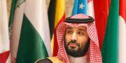 Saudiarabiens  kronprins Mohammed Bin Salman.  Amr Nabil / TT NYHETSBYRÅN