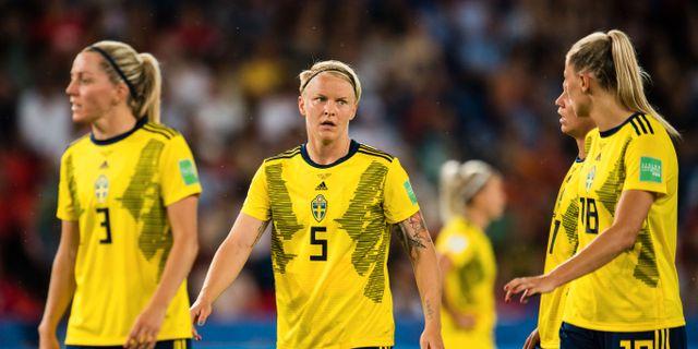 Nilla Fischer. SIMON HASTEGÅRD / BILDBYRÅN