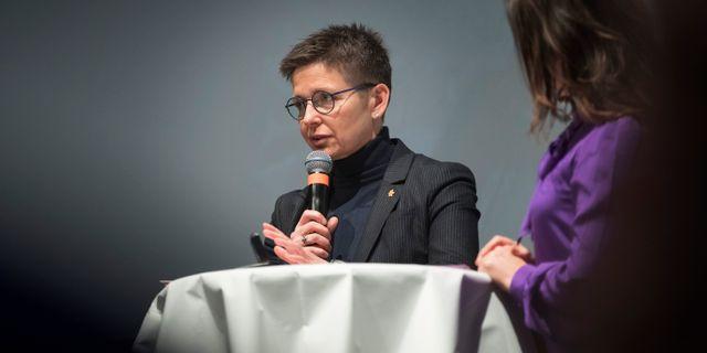 Socialdemokraten Ann-Sofie Hermansson (S). Arkivbild. Thomas Johansson/TT / TT NYHETSBYRÅN