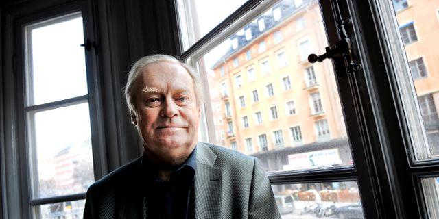 Sture Carlsson.  Jurek Holzer / SvD / TT / TT NYHETSBYRÅN