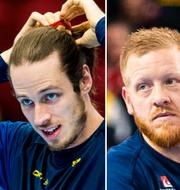 Lukas Nilsson, Kim Ekdahl Du Rietz, Jim Gottfridsson och Andreas Nilsson. BIldbyrån.