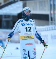 Oskar Svensson i Falun. Fredrik Sandberg/TT / TT NYHETSBYRÅN