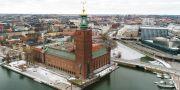 Stockholms stadshus. Fredrik Sandberg/TT / TT NYHETSBYRÅN