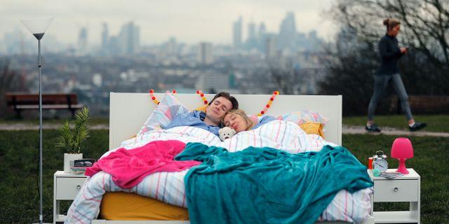 World Sleep Day, 2018. En dag som uppmärksammar betydelsen av sömn för vår mentala hälsa. Frank Augstein / TT / NTB Scanpix