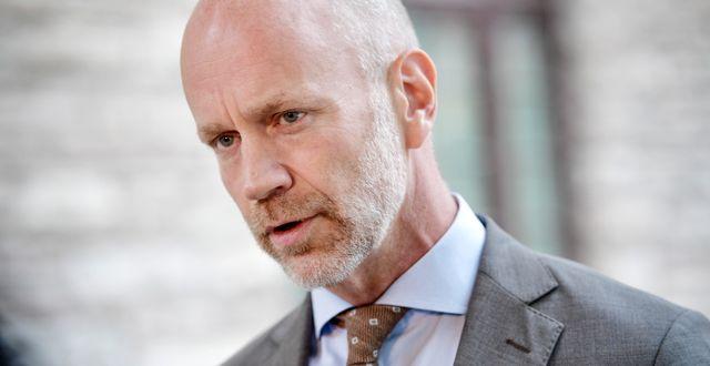 Advokat Henrik Olsson Lilja. Stina Stjernkvist/TT / TT NYHETSBYRÅN
