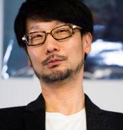 Hideo Kojima. Emil Langvad/TT / TT NYHETSBYRÅN