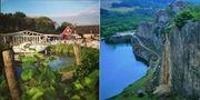 Arilds vingård och Kullaberg är två av de främsta sevärdheterna. arildsvingard.se / Visit Denmark