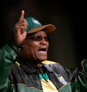 Jacob Zuma 2017.  Themba Hadebe / TT NYHETSBYRÅN