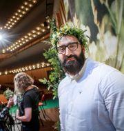 Hamid Zafar. Simon Rehnström/SvD/TT / TT NYHETSBYRÅN