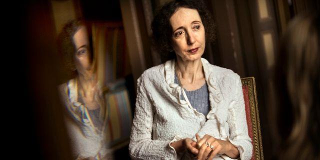 Joyce Carol Oates. Dan Hansson / SvD / TT / TT NYHETSBYRÅN