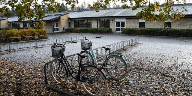 Skola i Bromölla. Arkivbild. Johan Nilsson/TT / TT NYHETSBYRÅN