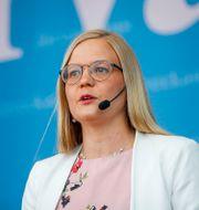 Julia Kronlid.  Nils Petter Nilsson/TT / TT NYHETSBYRÅN