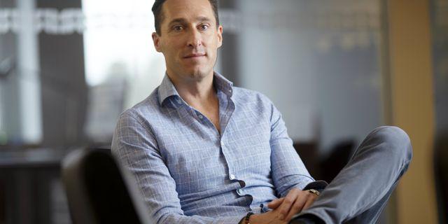 Peter Dahlberg, avgående vd för Anicura Anicura