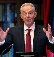 Tony Blair i december 2019. Yui Mok / TT NYHETSBYRÅN