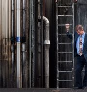 Peter Bronsman, vd, Kopparbergs bryggeri. Pressbild