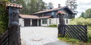 Anne-Elisabeth Falkevik Hagens hem. Terje Pedersen / TT NYHETSBYRÅN