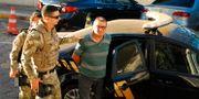Cesare Battisti i Bolivia. FABIO MARCHI / AFP