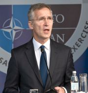 Natos generalsekreterare Jens Stoltenberg. Marko Drobnjakovic / TT NYHETSBYRÅN/ NTB Scanpix