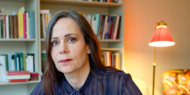 Sara Danius.  Bertil Enevåg Ericson / TT / TT NYHETSBYRÅN