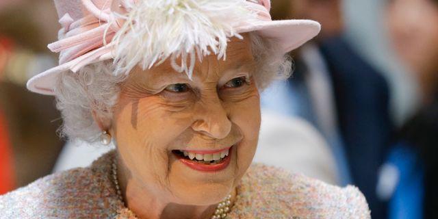 Brittiska drottning Elizabeth II Kirsty Wigglesworth / TT / NTB Scanpix