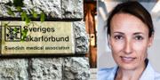 Sveriges läkarförbund / Ordförande Heidi Stensmyren TT