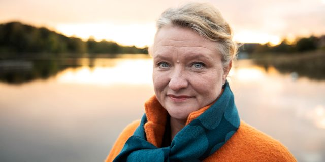 Anna Takanen. Karin Wesslén / TT / TT NYHETSBYRÅN