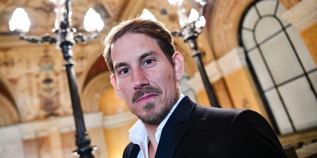Niels Paarup-Petersen. Johan Nilsson/TT / TT NYHETSBYRÅN
