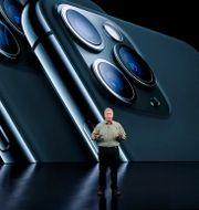 Förra årets lanseringsevent för Iphone11-serien Stephen Lam / TT NYHETSBYRÅN