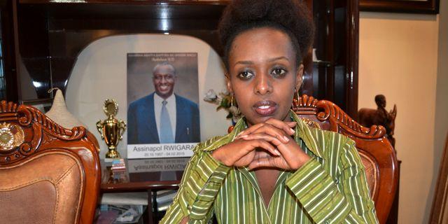 Kagame hyllar omrostning i rwanda