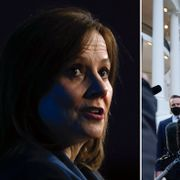 GM:s vd Mary Barra.  TT