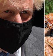 Storbritanniens premiärminister Boris Johnson. Shutterstock/TT