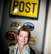 Annemarie Gardshol. Arkivbild. Pontus Lundahl/TT / TT NYHETSBYRÅN