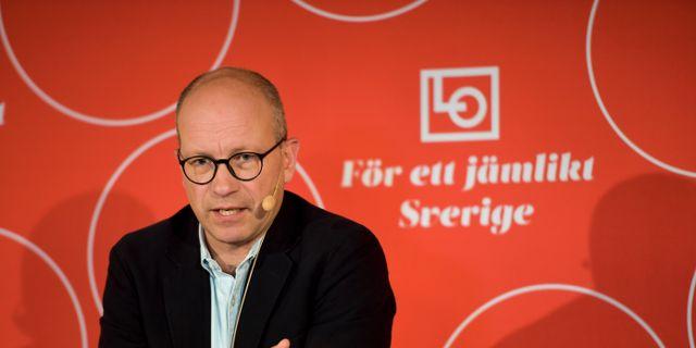 Ola Pettersson.  Henrik Montgomery/TT / TT NYHETSBYRÅN