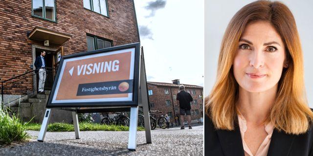 Emma Persson, privatekonom på Länsförsäkringar.