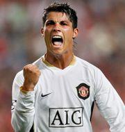 Cristiano Ronaldo.  JASPER JUINEN / TT NYHETSBYRÅN