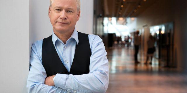 Robert Gustafsson. Henrik Montgomery/TT / TT NYHETSBYRÅN