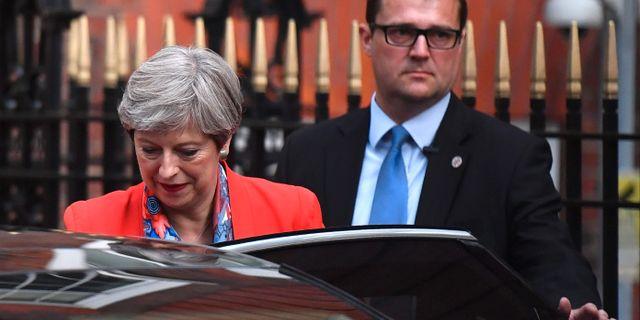 Minister medger politisk katastrof