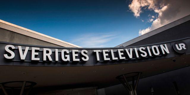 SVT-huset i Stockholm. JONAS EKSTRÖMER / TT / TT NYHETSBYRÅN