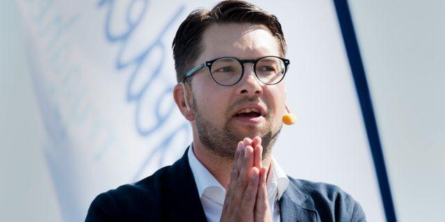 Rickard Nilsson/TT / TT NYHETSBYRÅN