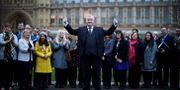 Ian Blackford, SNP:s ledare i brittiska underhuset. TOLGA AKMEN / AFP