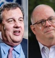 Chris Christie/Larry Hogan/Donald Trump. TT