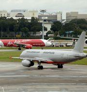 Changi Airport, Singapore/Arkivbild Wong Maye-E / TT NYHETSBYRÅN