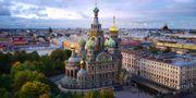 Sankt Petersburg toppar listan över Europas billigaste storstäder i höst. Getty