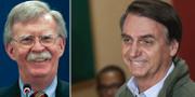 Bolton och Bolsonaro TT